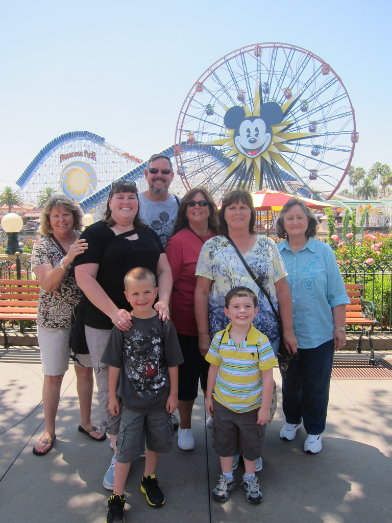 Top 5 Tips For Planning A Disneyland Resort Trip For A Large Group Part 1 Babes In Disneyland