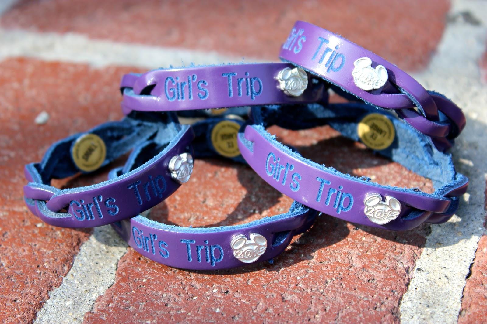 personalized leather bracelets a disneyland resort must