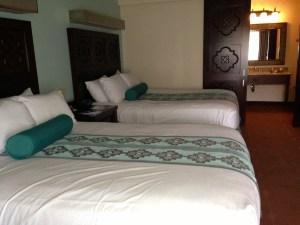 coronado springs wdw beds