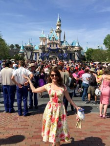 Pinup Parade, in my opinion, is much more fun that Dapper Day!