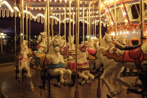 Carousel After Dark