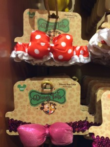 Disney Tails girlie collars