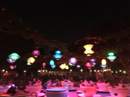 Teacups After Dark