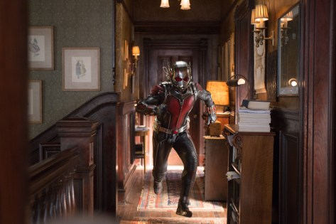 Ant Man review