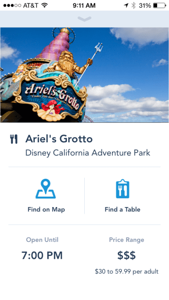 Everything parents and grandparents need to know about the Disneyland app