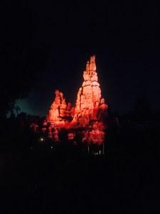 BTMRR at Night