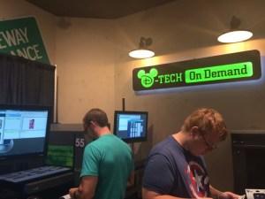 D-Tech on Demand