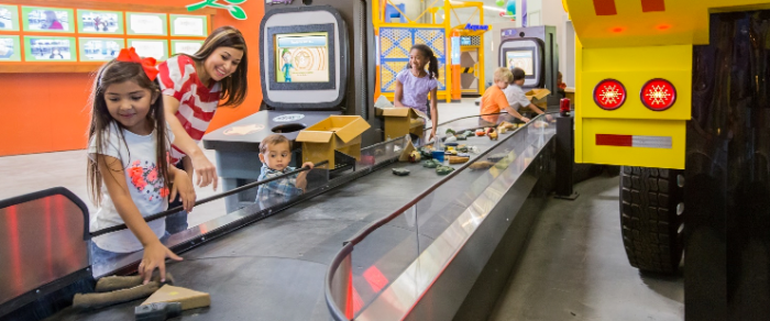 Education meets fun at the Discovery Cube LA's EcoChallenge