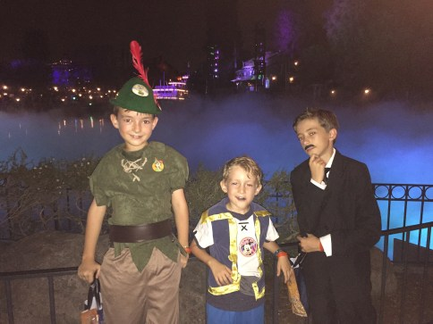 Mickey's Halloween Party 2015
