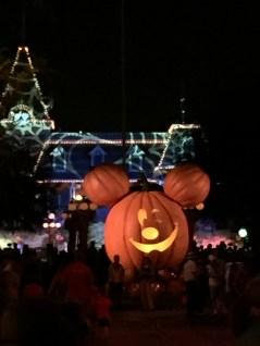 Mickey's Halloween Party at Disneyland 2015