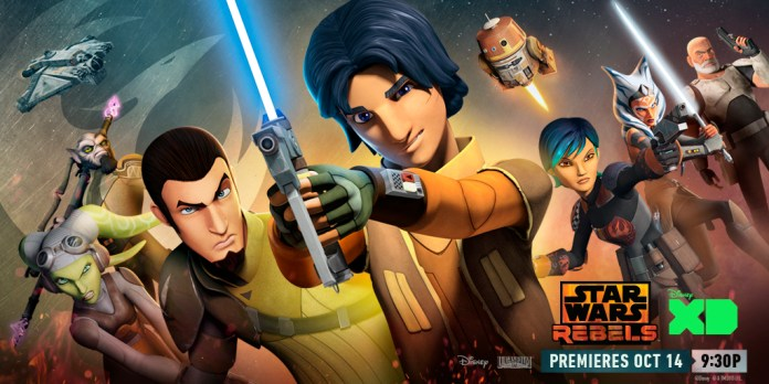 Star Wars Rebels Season Two Review