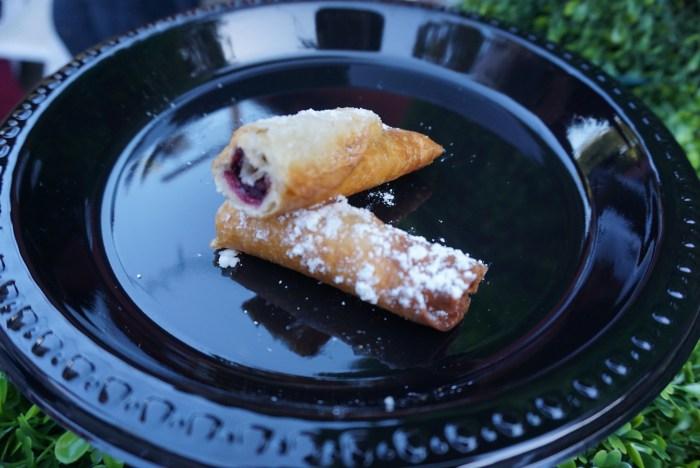 Dessert Flautas
