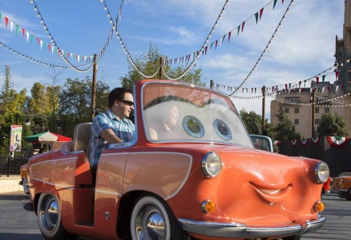 Luigis Rollickin Roadsters