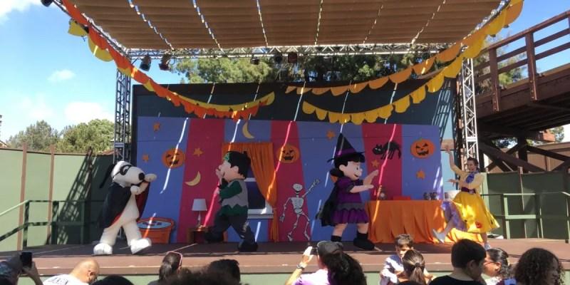 Halloween Family Fun at Knott's Spooky Farm!