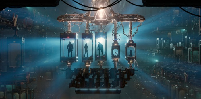 Guardians of the Galaxy - Mission: BREAKOUT! -- Rocket enlists the aid of guests at Disney California Adventure to help free his fellow Guardians of the Galaxy, who have been captured by The Collector. This all-new experience opens on May 27 (Disneyland Resort) ©Disney/Marvel