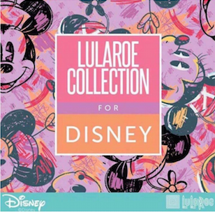 Lularoe Announces Disney Clothing Line