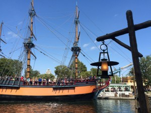 Rivers of America Reopen