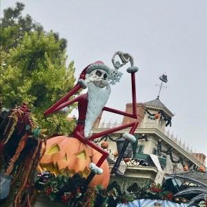 Haunted Mansion Holiday Jack