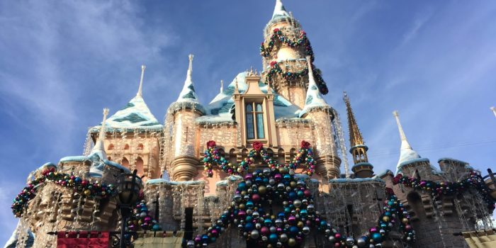 Celebrate the 2017 Holidays at the Disneyland Resort!