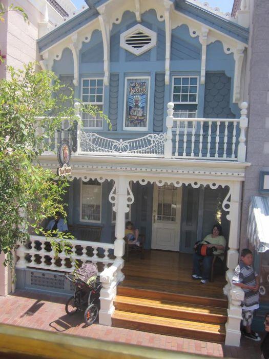 Porch on Main Street