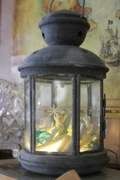 Tink in a lantern