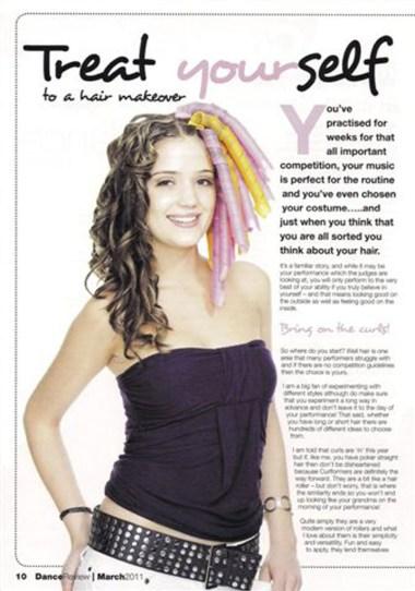 Curlformers Giveaway & Magazine (5)