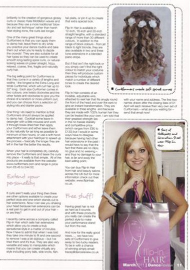 Curlformers Giveaway & Magazine (4)