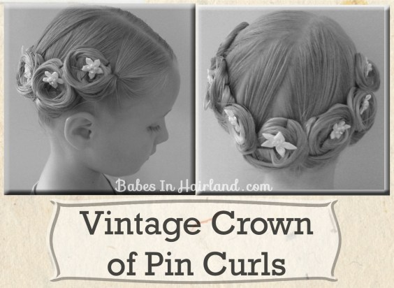 Crown of Pin Curls (1)