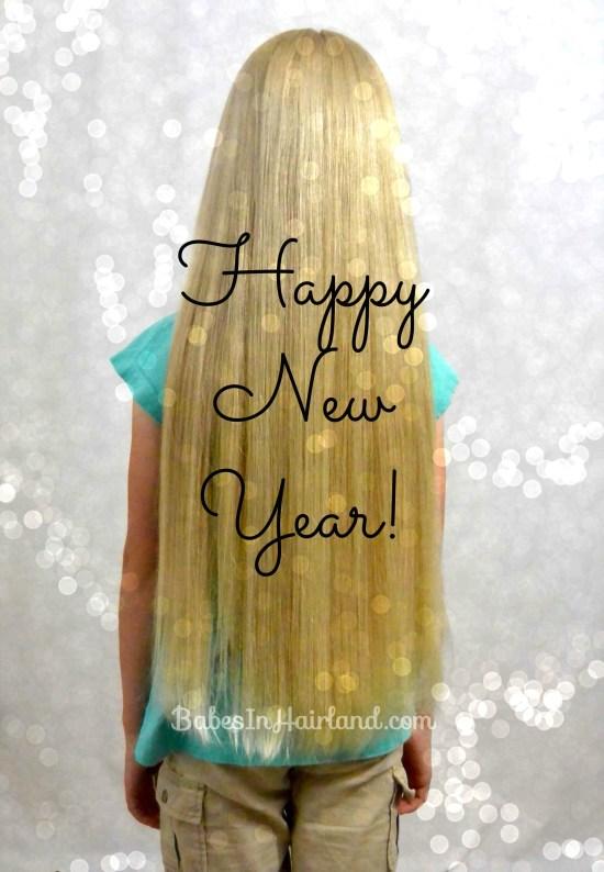 Happy New Year from BabesInHairland.com #newyear #happynewyear #2015