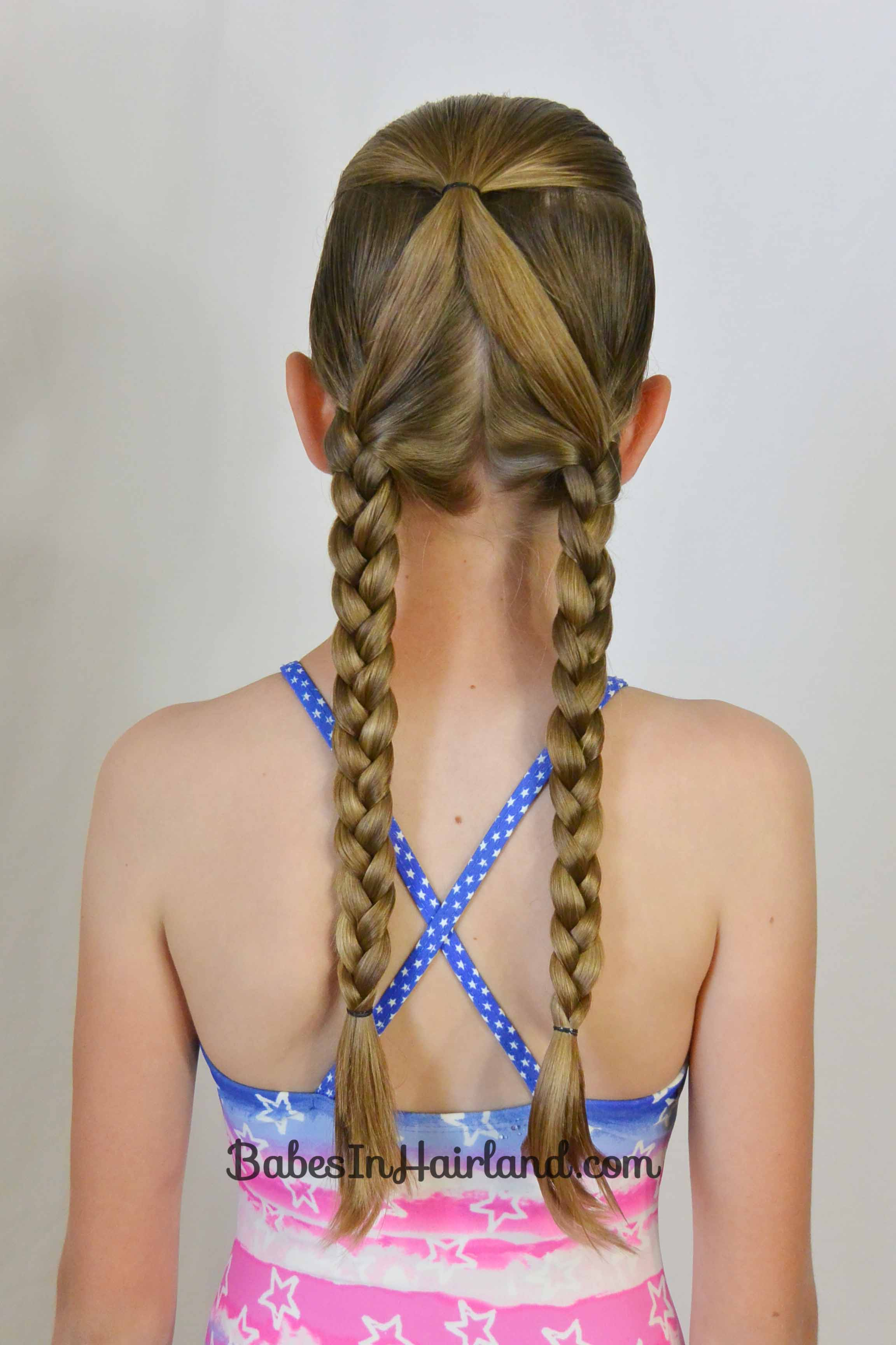 10 No Fuss Hairstyles For Summer Or The Pool Babes In Hairland