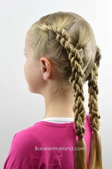 Hawser Twist Hairstyle from BabesInHairland.com #hair #hairstyle #twists #braids