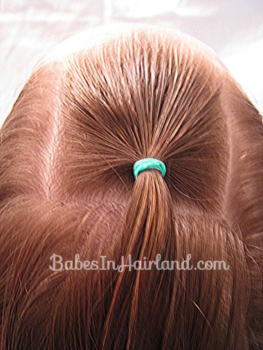 Bang Pull Back | 5 Flipped Ponytails from BabesInHairland.com (3)