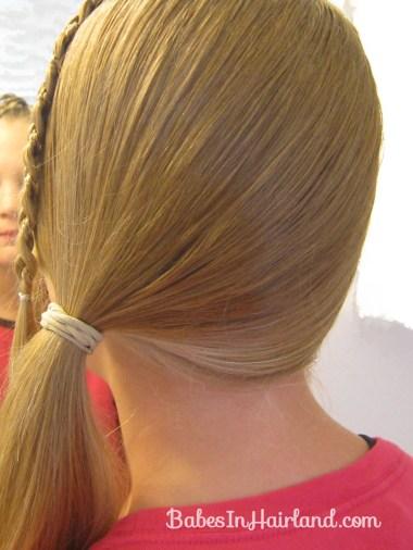 Figure 8 Braid #2 and Side Pony (6)