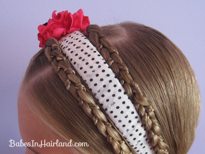 Figure 8 Braid With Micro Braids Babes In Hairland