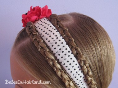 Figure 8 Braid #2 and Side Pony (13)