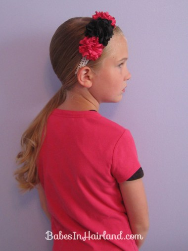Figure 8 Braid #2 and Side Pony (15)