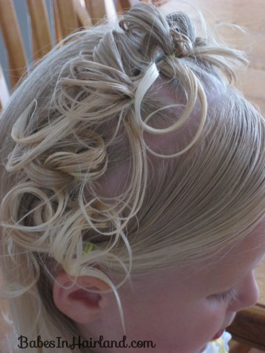 Crown of Curls Hairstyle (15)