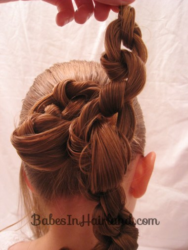 Braid & Knotted Bun Updo from BabesInHairland.com (10)