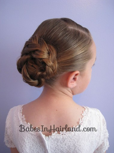 Braid & Knotted Bun Updo from BabesInHairland.com (17)