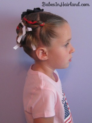 American Flag Hairstyle (12)