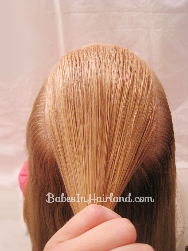French Braid Cheat from BabesInHairland.com (3)