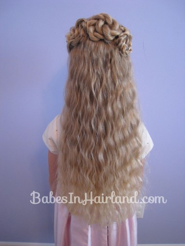 Triple Twisted Half Updo from BabesInHairland.com (6)