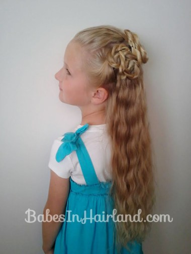 Triple Twisted Half Updo from BabesInHairland.com (3)