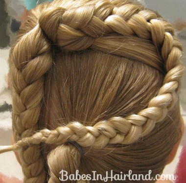 Letter B Hairstyle (9)