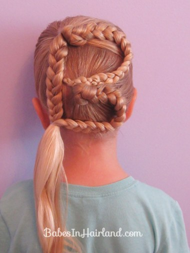 Letter B Hairstyle (12)