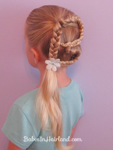 Letter B Hairstyle (14)