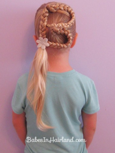 Letter B Hairstyle (16)