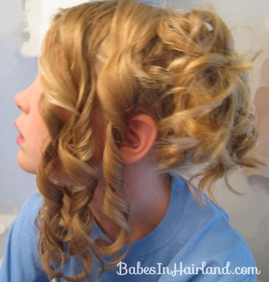 Cascading Pinned Up Curls (7)