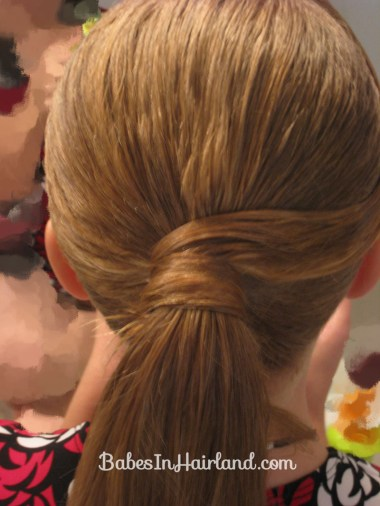 Fancy Wrapped Ponytail (12)
