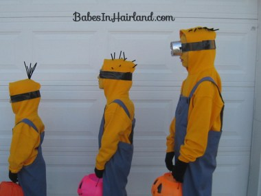 Dispicable Me -Minion Halloween Costumes (6)